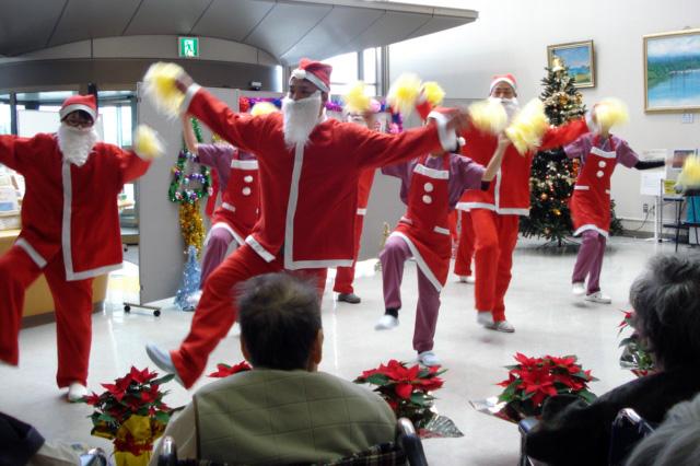 院内クリスマス会